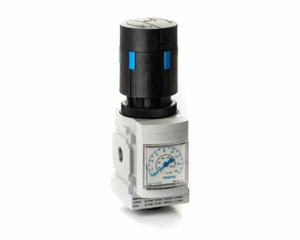 Q-Lux main air regulator.