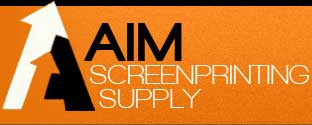 Aim Screen Printing Supply Logo