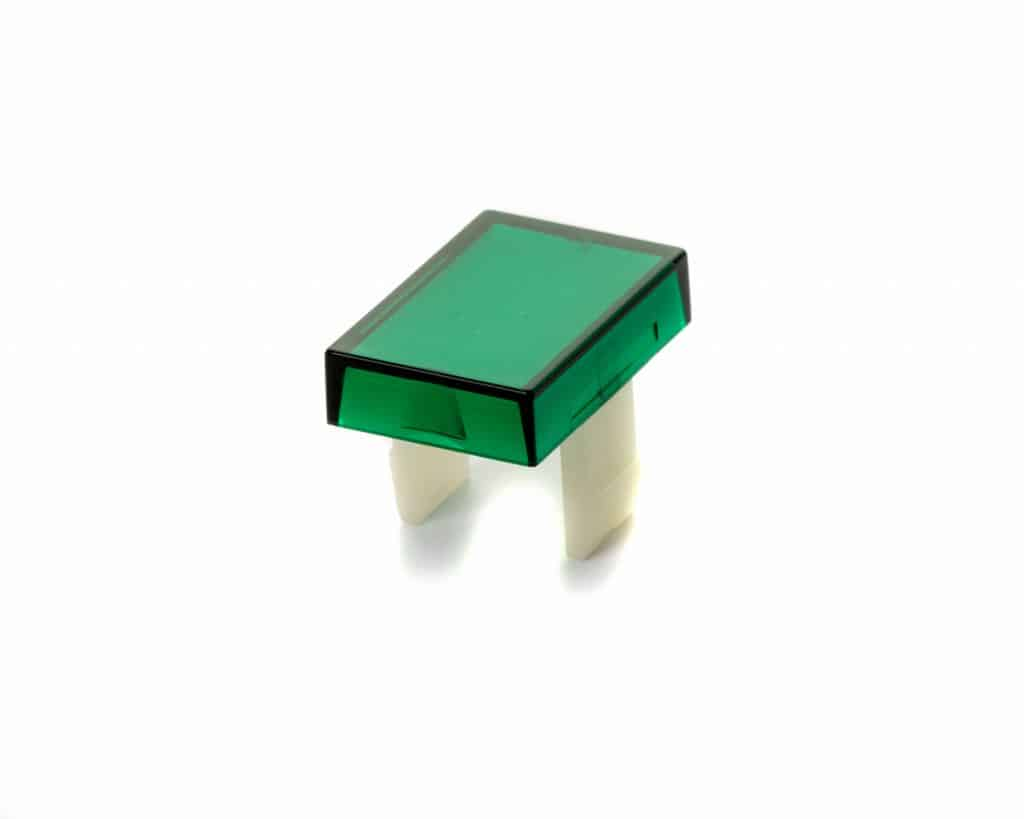 Harlacher Grunig Green Start Button Cover.