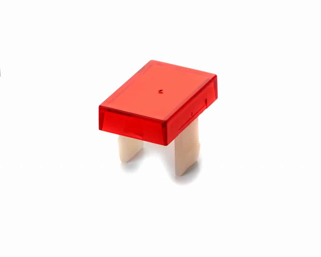 Harlacher Grunig Red Stop Button Cover
