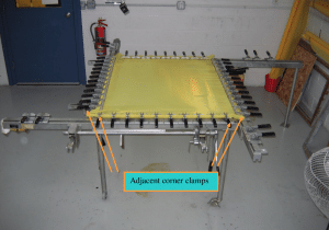 Manual Stretchers - Properly Tensioning Screen